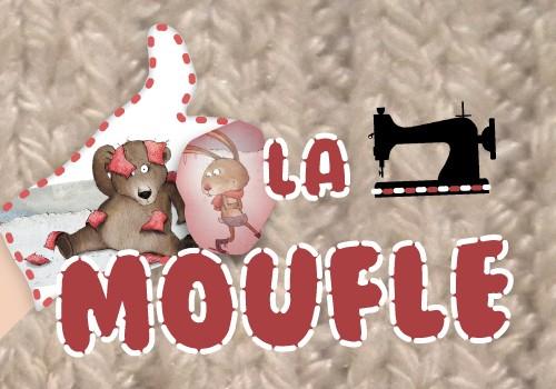 """""""La moufle"""" : lecture d'un conte et atelier récup' textile."""