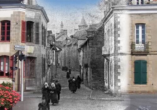 """L'exposition """"Malestroit : avant/après"""", salle Dieulefils se prolonge ..."""