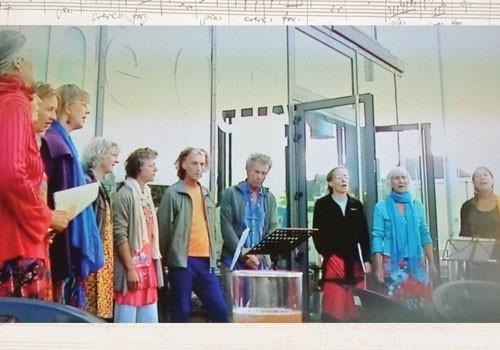 Concert de polyphonies géorgiennes avec Khinkali