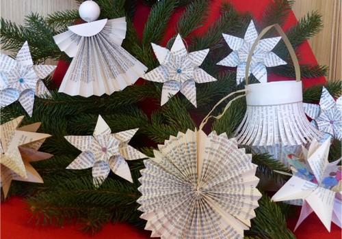 Atelier « Déco'page de Noël »