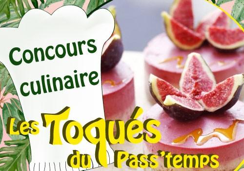 Les Toqués du Pass'temps : concours culinaire.