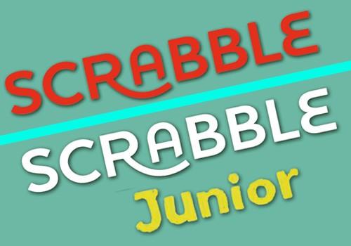 Scrabble junior et scrabble pour tous !