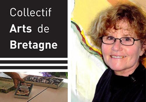 Atelier d'artiste : initiation aux pastels secs avec Chantal Gouesbet