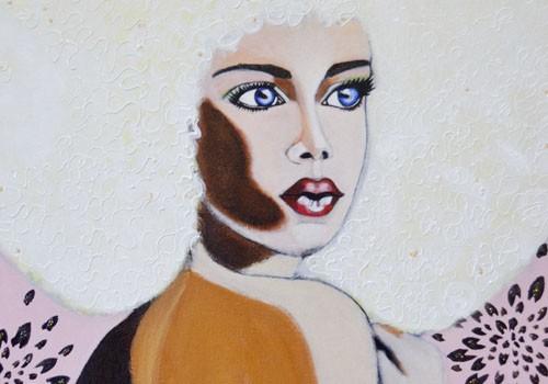 "Atelier d'artiste : ""Portraits de femme"" avec Catherine Brigliadori"