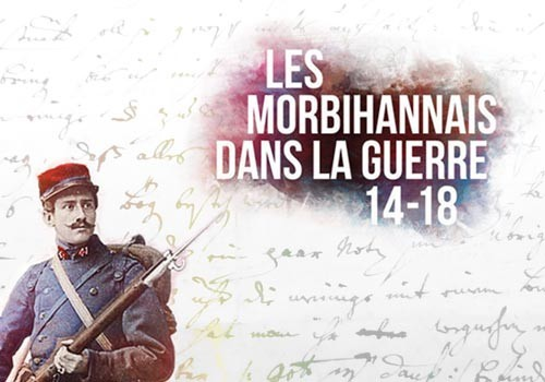 """Exposition """"Les Morbihannais pendant la guerre 14-18"""""""