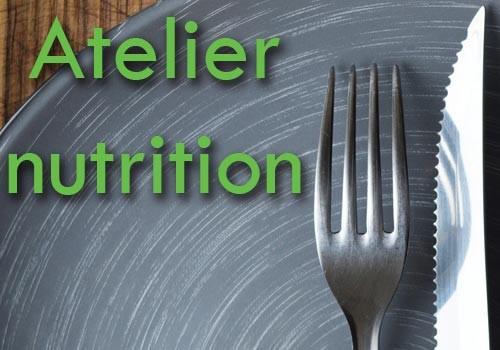 "Atelier ""Nutrition"""