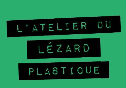 Atelier créatif du Lézard plastique pour enfants