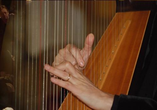 Concert Chansons françaises et harpe celtique