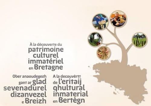 """Exposition """"Le Patrimoine Culturel Immatériel de Bretagne"""""""