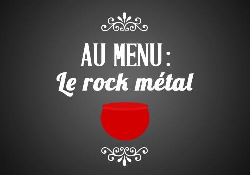 Connaissez-vous le rock métal ?