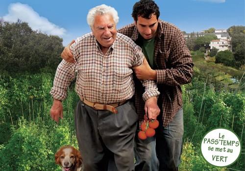 """« Le Pass'temps se met au vert ! » avec le documentaire """"le potager de mon grand-père"""""""