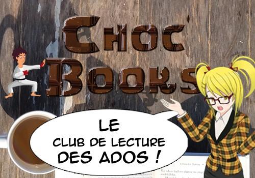 Choc'books spécial au Salon du Livre