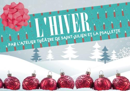 """Musique & Théâtre, sur le thème de """"L'hiver"""""""