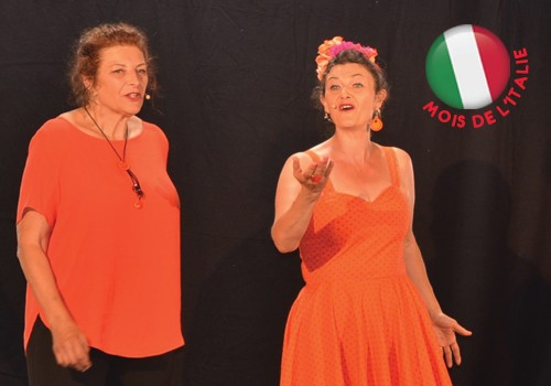 Spectacle cabaret « Amore Amore »