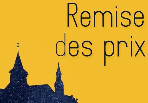 """Remise des prix du concours """"La nouvelle de Malestroit"""" avec lecture musicale et théâtre d'impro !"""