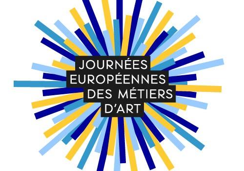 Les Journées Européennes des Métiers d'Arts, les 1er & 2 avril