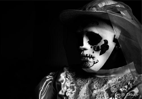 """Exposition """"La fête des morts"""", photographies d'Ediluz"""