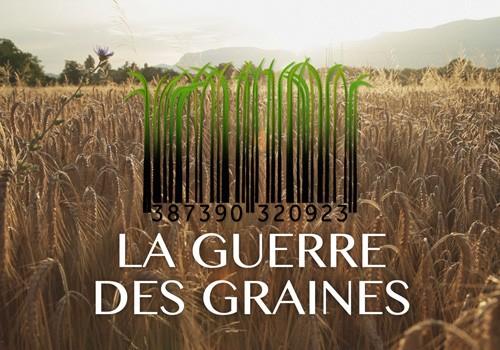 """Le Pass'temps se met au vert avec le documentaire """" La guerre des graines"""" suivi d'un débat."""