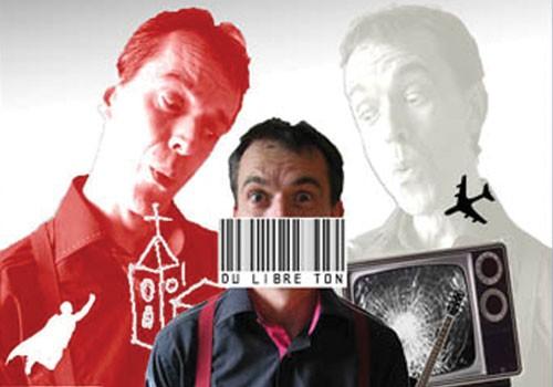 One man show « L'Ame Agit » avec Renaud Le Pape