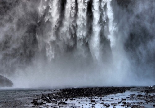 """Exposition photos """"Terre de feu et de glace : Islande"""" de Sophie Jouvance"""