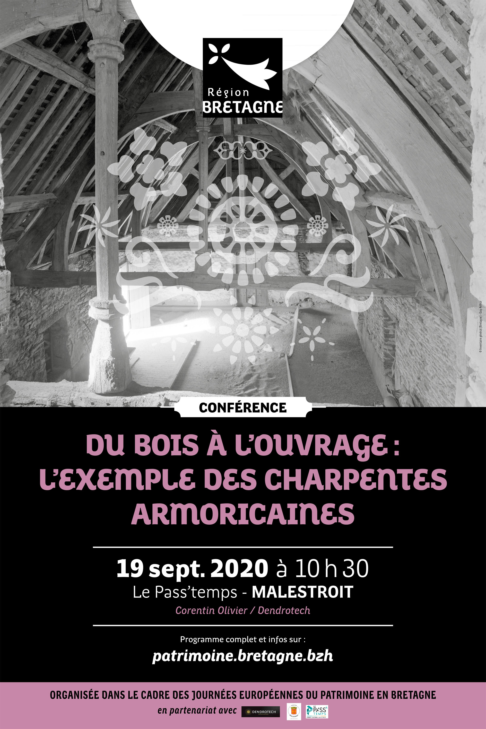 conference charpentes armoricaines