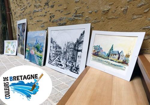 Concours et exposition Couleurs de Bretagne