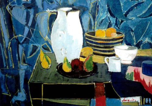 Exposition du peintre Jacquin