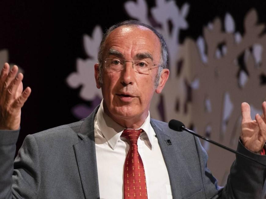 Conférence de Jean-Michel Le Boulanger