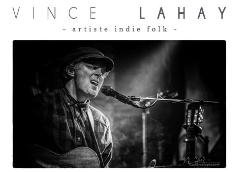 Concert folk gratuit avec Vince Lahay