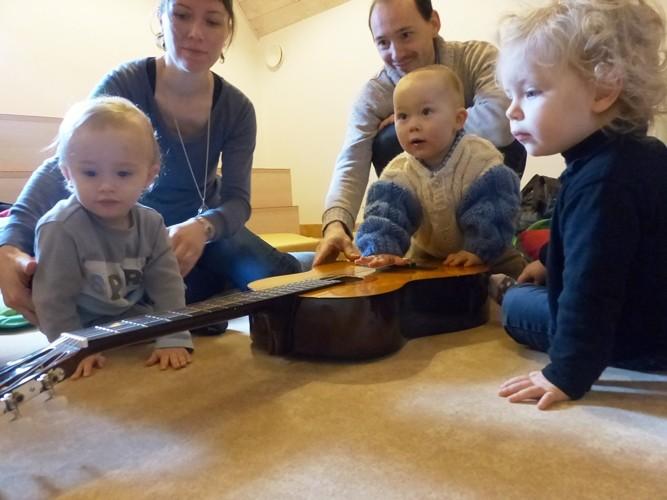 Eveil musical avec Philomèle