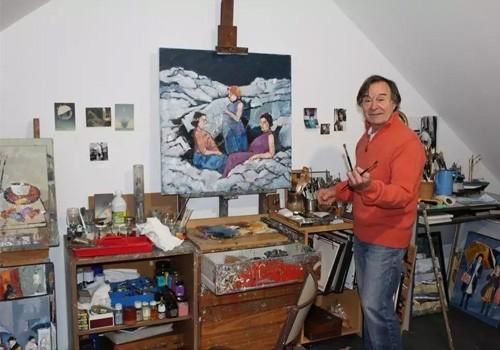 Suivez le peintre ! Visite guidée avec Jacquin