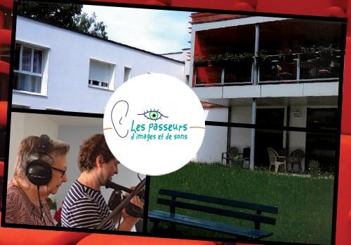 """Film documentaire """"Dans ma résidence"""""""