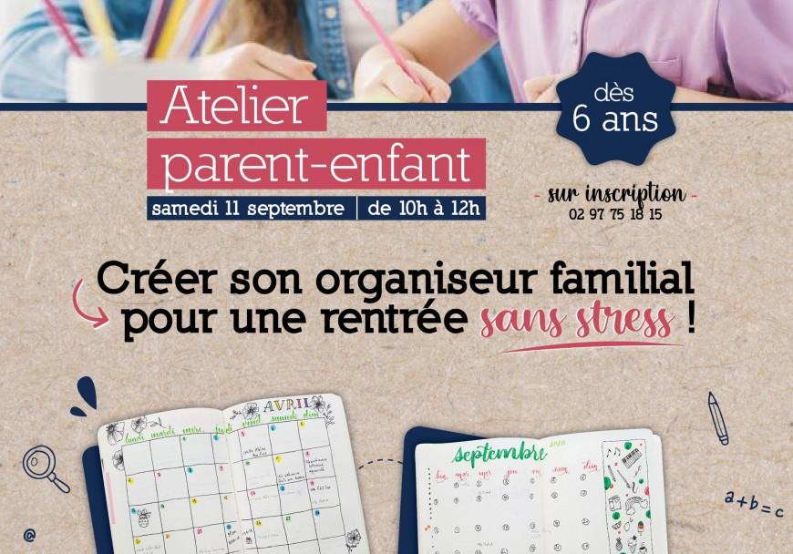 Atelier créatif parent-enfant