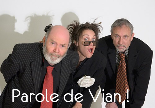 "Spectacle musical ""Parole de Vian !"""