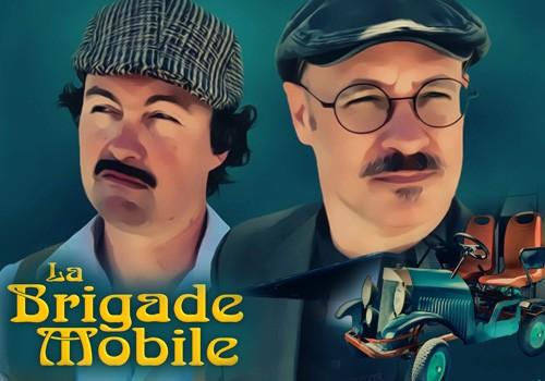 """Spectacle déambulatoire """"La Brigade Mobile : le village maudit"""" au centre-ville de Malestroit"""